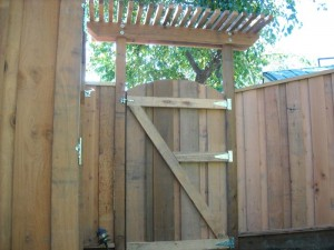 gate entry trellis -5